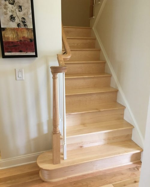 Stair Retread